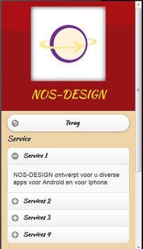 NOS-DESIGN apk screenshot