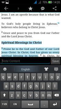 ESV English Study Bible apk screenshot