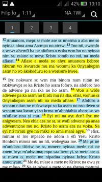 Twi Bible | Ghanaian apk screenshot