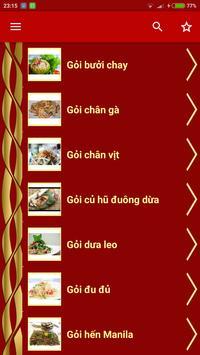 Công Thức Nấu Ăn poster
