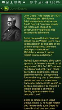 Navarro SA John Deere apk screenshot