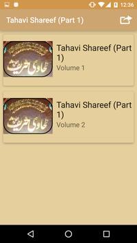 Tahavi Shareef (Part 2) apk screenshot