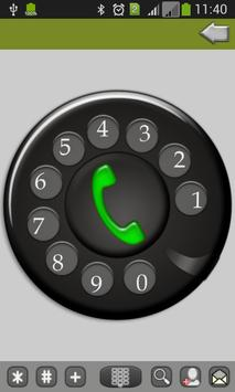Old Phone Dialer HD poster