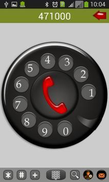 Old Phone Dialer HD apk screenshot