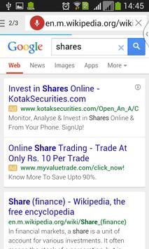iC Browser apk screenshot