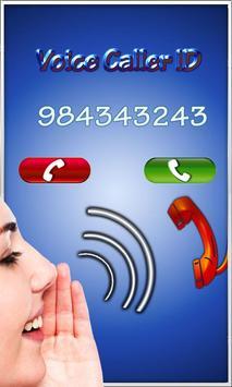 Voice Caller ID apk screenshot