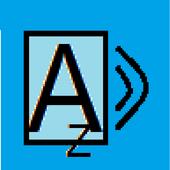 Phonetics icon