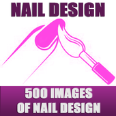 Nail design (manicure) photos icon