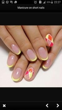 Nail design (manicure) photos apk screenshot