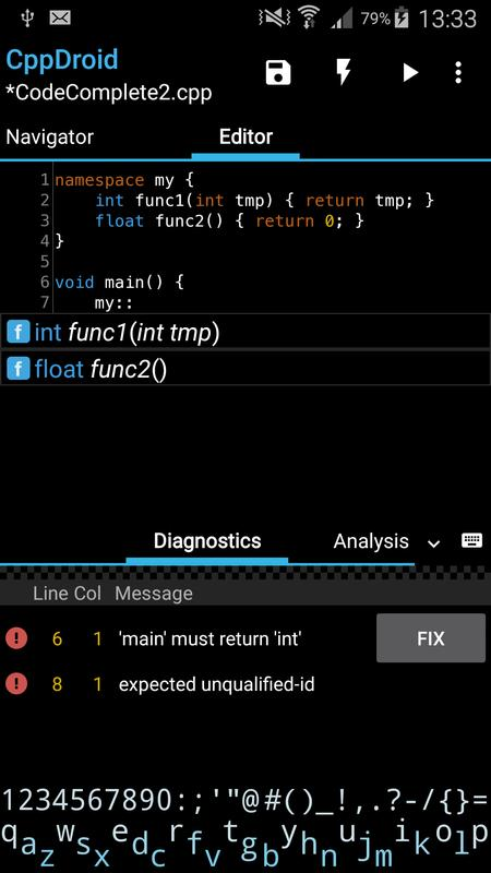 Cppdroid C C Ide Apk Download Free Education App For