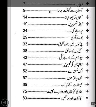 Na Qabil E Yaqeen Sachay Waqia apk screenshot