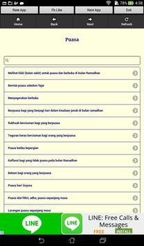 Hadits Al Muwattha - Indonesia apk screenshot