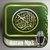 Quran Mp3 Reciter Qiraat icon