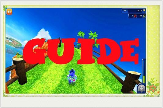 Hack for Guide Sonic Dash apk screenshot