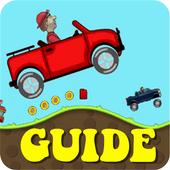 Unique Guide Hill Climb Racing icon