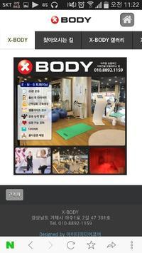 x-body apk screenshot