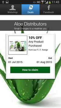 Aloe Distributors apk screenshot