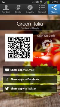 Green Italia apk screenshot