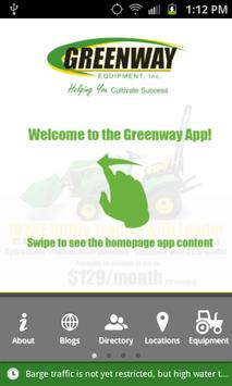 Greenway Equipment poster