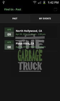 Garbage Truck Food Truck apk screenshot