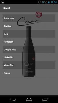 Carr Winery apk screenshot