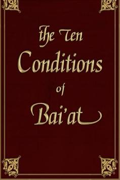The 10 Conditions of Bai'at apk screenshot