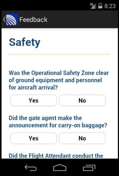 Safety Feedback poster