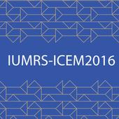 ICEM 2016 icon