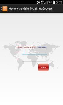Mertur Vehicle Tracking System apk screenshot