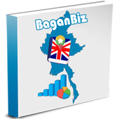 BaganBiz Myanmar Business Eng icon