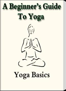 Beginner's Guide To Yoga-EBOOK poster
