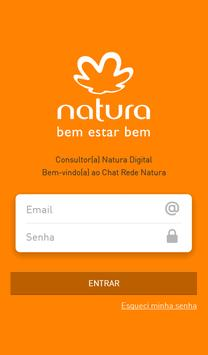 Chat Rede Natura poster