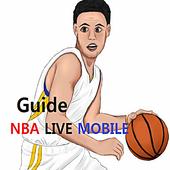 Guide NBA LIVE Mobile Tip icon