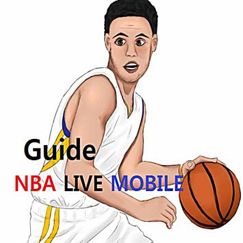 Guide NBA LIVE Mobile Tip poster