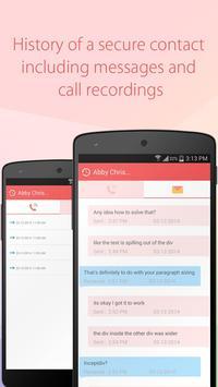 Hide SMS and Call Recorder apk screenshot