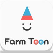팜툰 - 학습 만화, 정보 만화 웹툰 플랫폼 서비스 icon