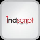 Indscript icon