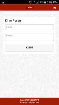 Indscript apk screenshot