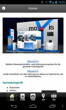 Movis Mobile Vision GmbH poster