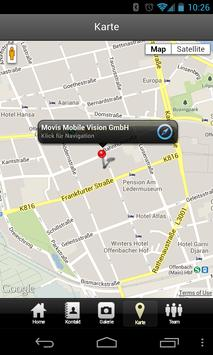 Movis Mobile Vision GmbH apk screenshot