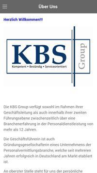 KBS Group GmbH poster