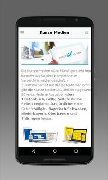 Kunze Medien apk screenshot