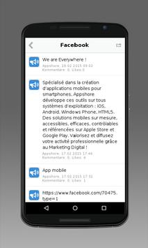 APPSHORE apk screenshot