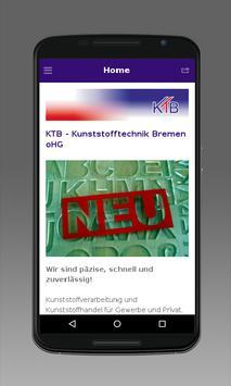 KTB Kunststofftechnik Bremen apk screenshot