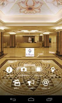 La Marquise luxury resort poster