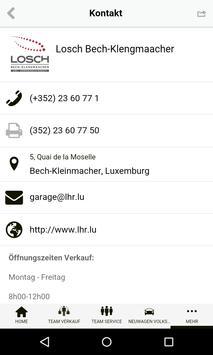 Losch Bech-Klengmaacher apk screenshot