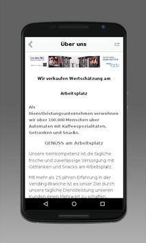 Camatec Automaten-Service GmbH apk screenshot
