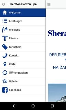 Sheraton Carlton Spa apk screenshot