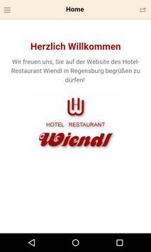 Hotel-Restaurant Wiendl poster