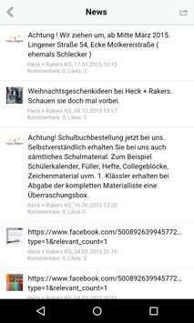 Heck + Rakers KG apk screenshot